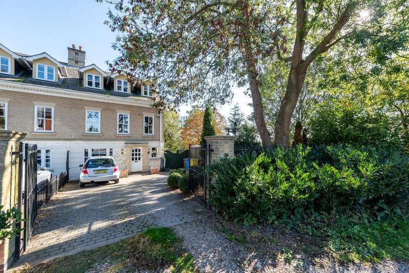 5 Bedrooms Town House for sale in Ipswich, Suffolk