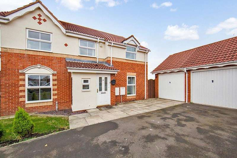 4 Bedrooms Detached House for sale in Woodlea, Forest Hall, NE12