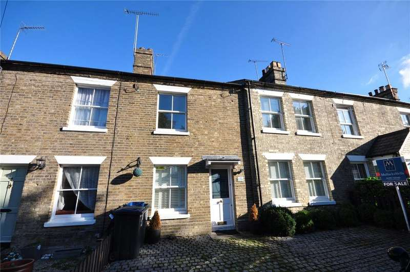 4 Bedrooms Terraced House for sale in Park Terrace, Much Hadham, Ware, Hertfordshire, SG10
