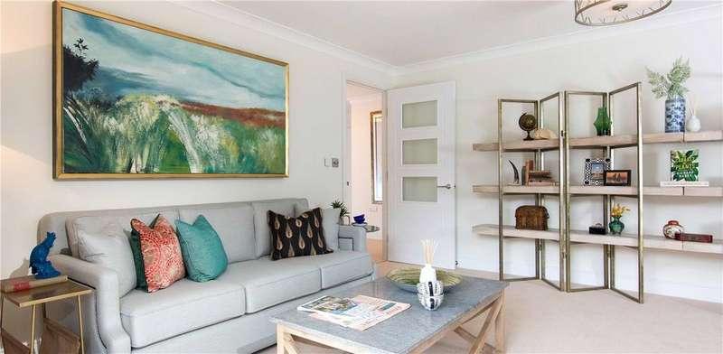 2 Bedrooms Retirement Property for sale in Stanbridge Earls Village, Romsey, Hampshire, SO51