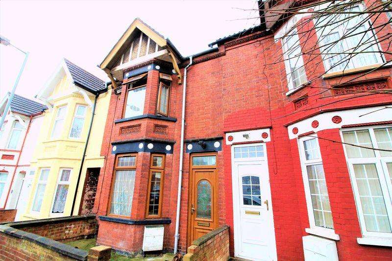 3 Bedrooms Terraced House for sale in SPACIOUS three reception, CHAIN FREE home on Portland Road