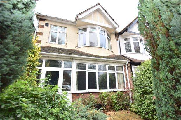 3 Bedrooms Semi Detached House for sale in Carshalton Place, CARSHALTON, Surrey, SM5 3BH