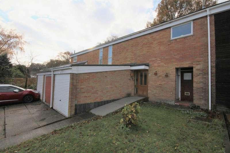 3 Bedrooms Terraced House for sale in Melrose, Bracknell