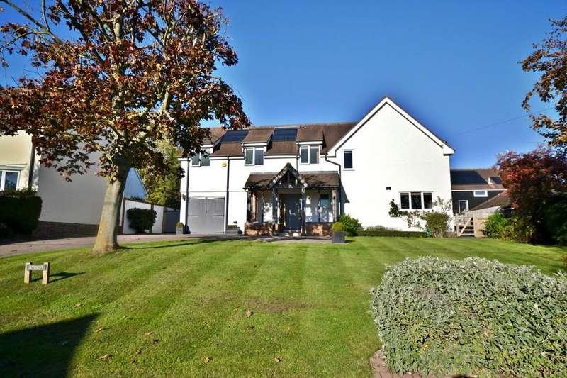 6 Bedrooms Detached House for sale in Catmere End, Saffron Walden