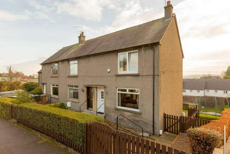 2 Bedrooms End Of Terrace House for sale in 5 Toddshill Road, Kirkliston, EH29 9DG