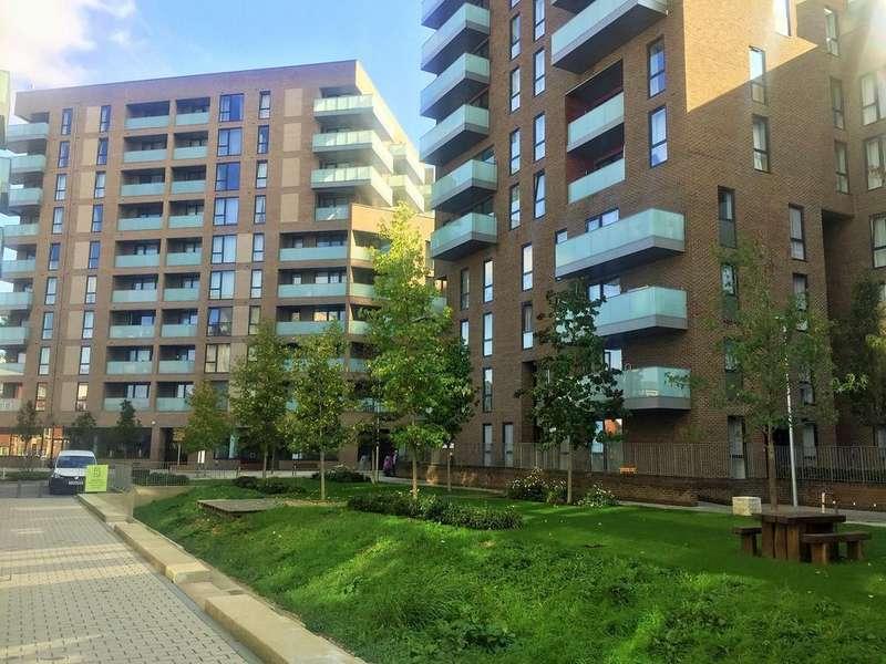 2 Bedrooms Flat for sale in Aberfeldy Village, London, E14