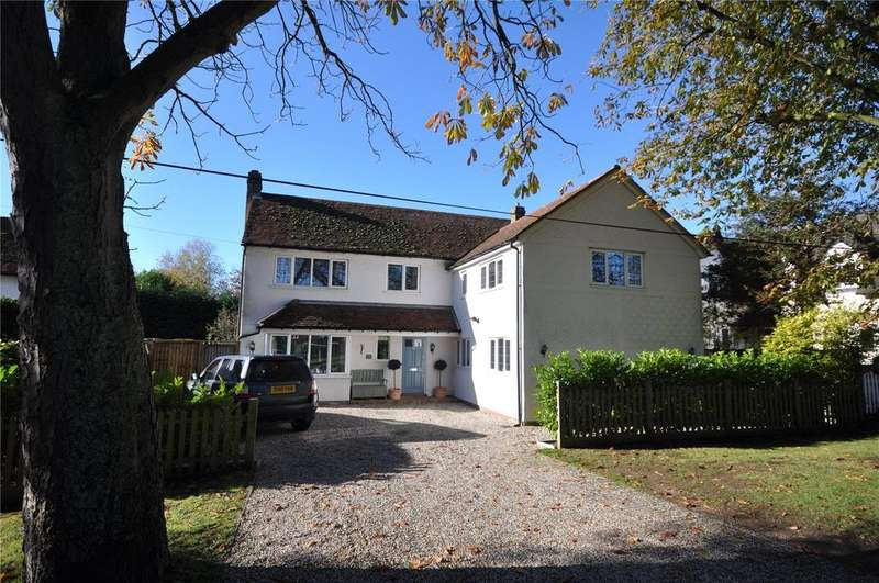 5 Bedrooms Detached House for sale in Wood End Green, Henham, Nr Bishops Stortford, Herts, CM22