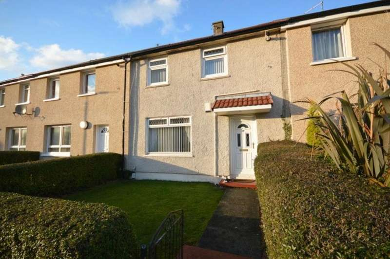 2 Bedrooms Terraced House for sale in Castlehill Road, Dumbarton G82 5AT