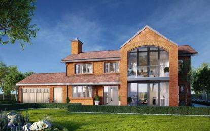 3 Bedrooms Detached House for sale in Cherry Barrow Barns, Congleton Road, Marton, Cheshire