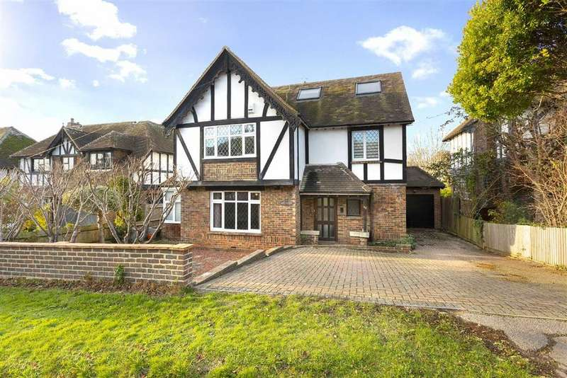 5 Bedrooms Detached House for sale in Dean Court Road, Brighton, East Sussex