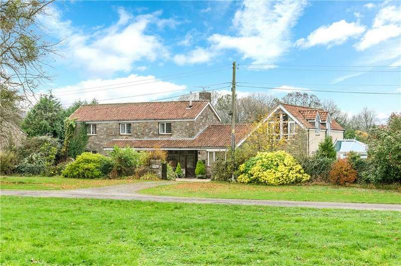 6 Bedrooms Detached House for sale in Tytherington Hill, Tytherington, Wotton-under-Edge, South Gloucestershire, GL12