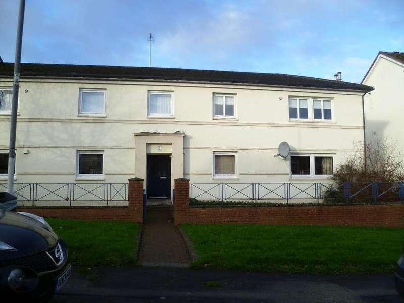 2 Bedrooms Flat for sale in Tormusk Drive, Castlemilk