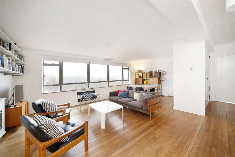 2 Bedrooms Apartment Flat for sale in Lowood Court, Farquhar Road, London