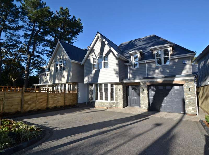 5 Bedrooms Detached House for sale in Canford Cliffs