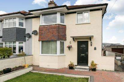 3 Bedrooms Semi Detached House for sale in Rhuddlan Avenue, Llandudno, Conwy, LL30