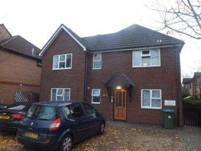2 Bedrooms Flat for sale in Carlisle Road, Shirley, Southampton