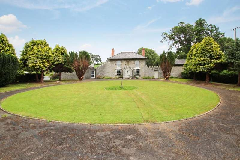 4 Bedrooms Detached House for sale in Llanelwedd, Builth Wells, LD2