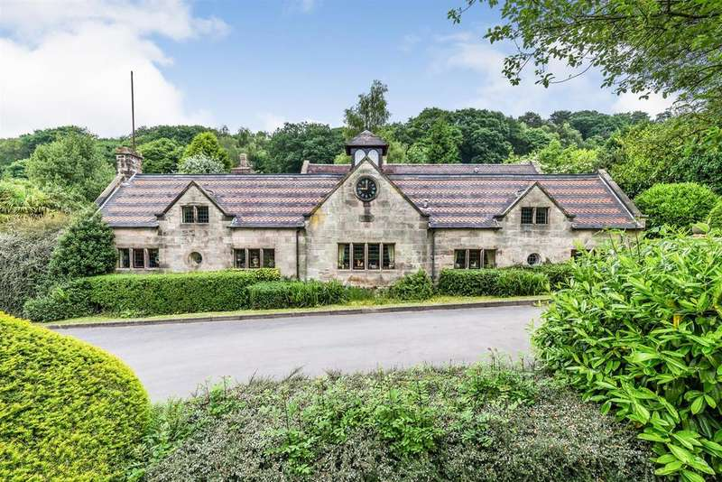 4 Bedrooms Detached House for sale in Farley Road, Oakamoor, Staffordshire