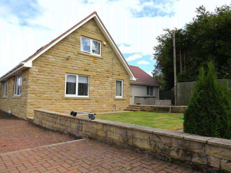 5 Bedrooms Detached House for sale in All Winds, Birsley Brae, Tranent