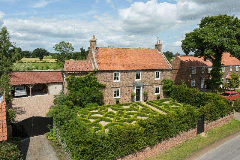 5 Bedrooms Detached House for sale in Woodholme Farm, Aldwark, York