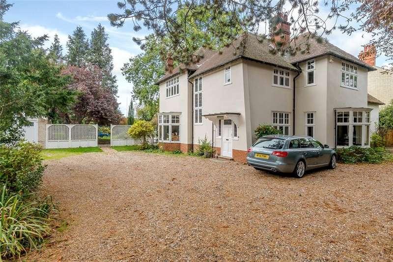 6 Bedrooms Detached House for sale in Hills Road, Cambridge
