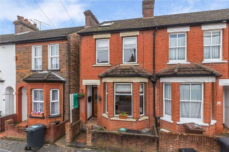 4 Bedrooms End Of Terrace House for sale in Heath Road, St. Albans, Hertfordshire