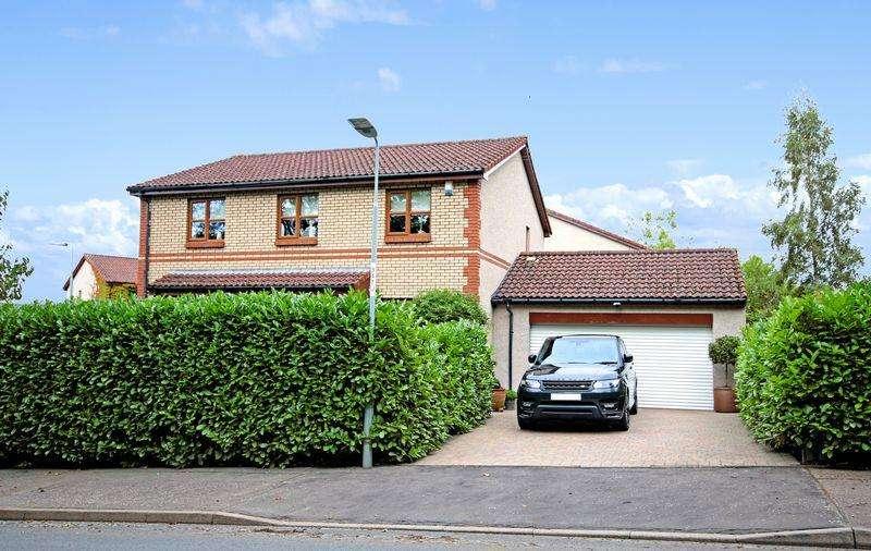 4 Bedrooms Detached House for sale in 5 Auldhill Court, Bridgend, Linlithgow