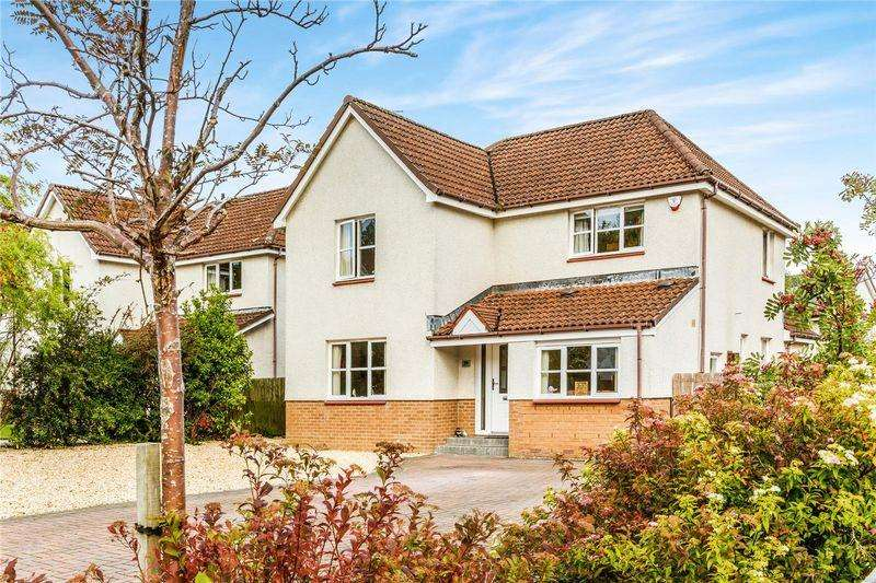 4 Bedrooms Detached House for sale in 39 Kettil'stoun Grove, Linlithgow