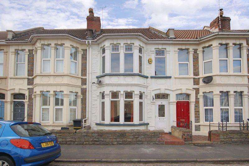 2 Bedrooms Terraced House for sale in Leonard Road, Bristol, BS5 9NR