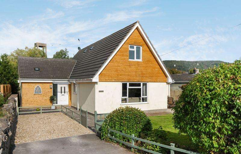 5 Bedrooms Detached House for sale in Charnwood Drive, Cheddar