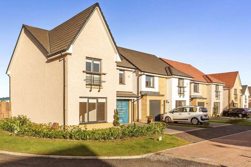 4 Bedrooms Detached House for sale in 33 Dempster Place, Dunbar, EH42 1ZN