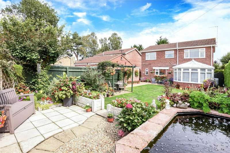 4 Bedrooms Detached House for sale in Woodlands, Long Sutton, PE12