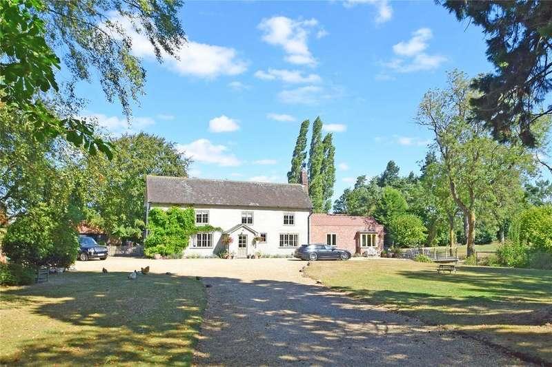 5 Bedrooms Detached House for sale in Felsham Road, Bradfield St George, Bury St Edmunds, Suffolk, IP30