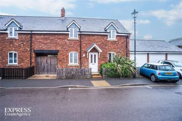 3 Bedrooms Semi Detached House for sale in Flitt Leys Close, Cranfield, Bedford