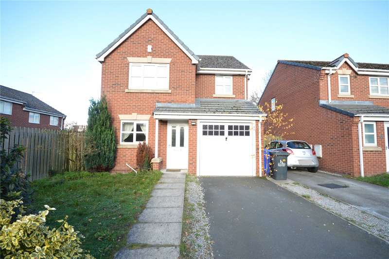 3 Bedrooms Detached House for sale in Dock Street, Widnes, Cheshire, WA8