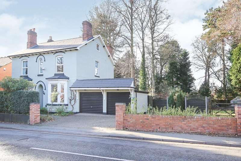 3 Bedrooms Detached House for sale in Finchfield Hill, Wolverhampton, WV3