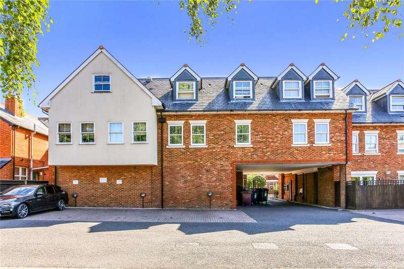 2 Bedrooms Flat for sale in The Starting Gate, 24-28 Brockenhurst Road, Ascot, Berkshire, SL5