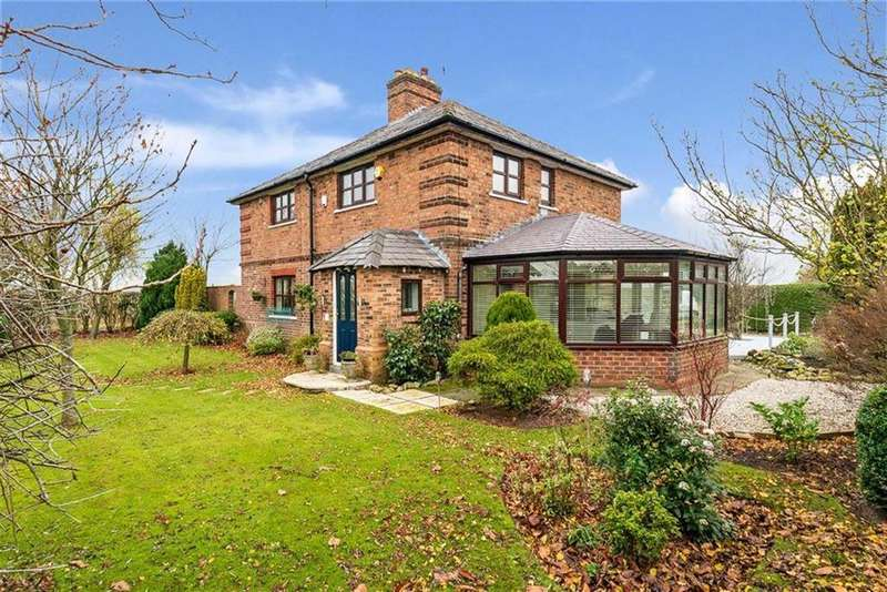 4 Bedrooms Detached House for sale in Blindfoot Road, Rainford, St Helens, WA11