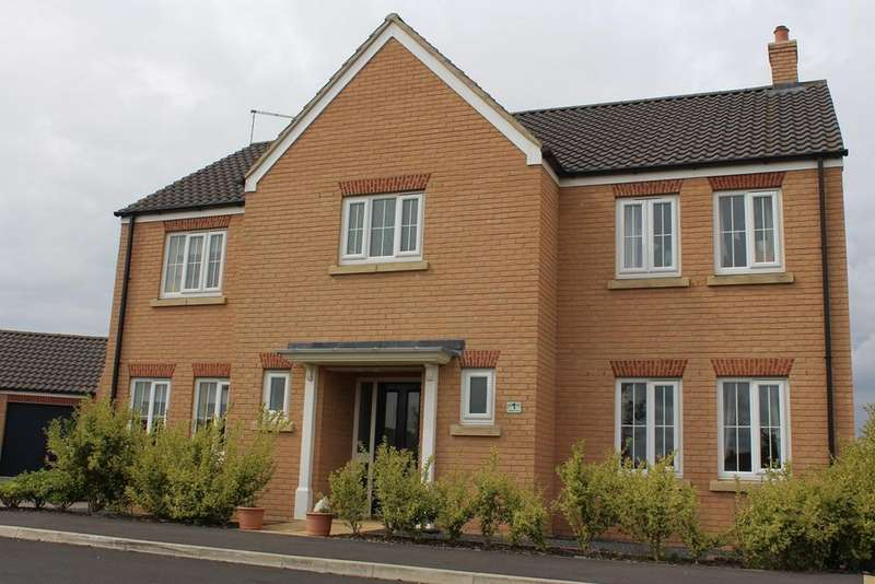 4 Bedrooms Detached House for sale in Kempton Road, Elsea Park, PE10