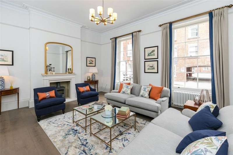 4 Bedrooms Terraced House for sale in Fulford House, Fulford Place, 47 Endless Street, Salisbury, SP1