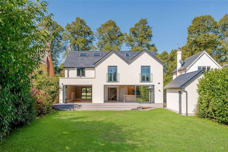 7 Bedrooms Detached House for sale in River Gardens, Bray, Maidenhead, Berkshire