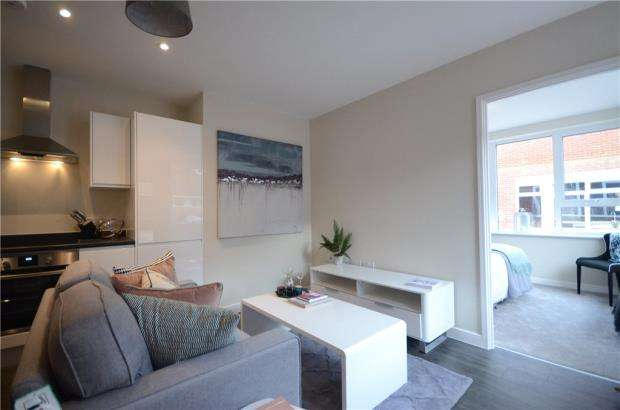 1 Bedroom Apartment Flat for sale in Riseley Place, Basingstoke Road, Reading