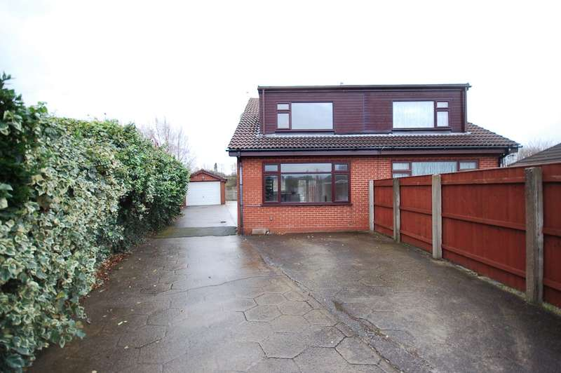 2 Bedrooms Semi Detached House for sale in Hathaway, Blackpool