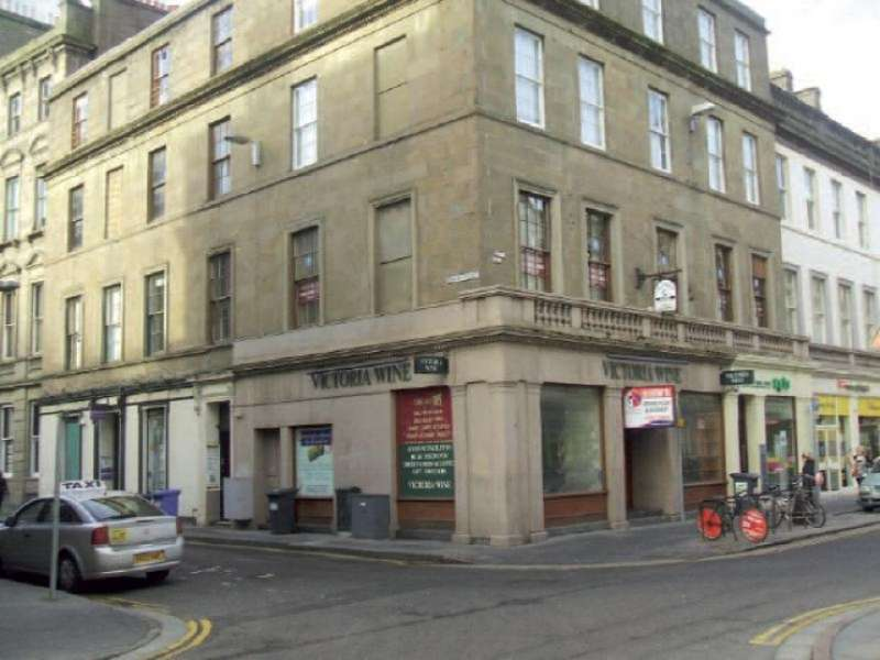 Retail Property (high Street) Commercial for sale in 38-40, Reform Street, Dundee