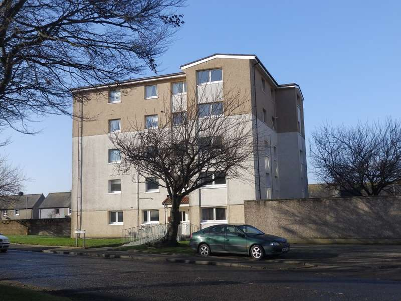 2 Bedrooms Maisonette Flat for sale in 4, Coalpots Road, Girvan, South Ayrshire