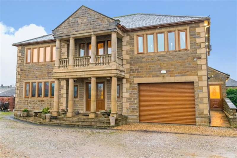 5 Bedrooms Detached House for sale in Whinney Hill, Tyersal, BD4 8LU