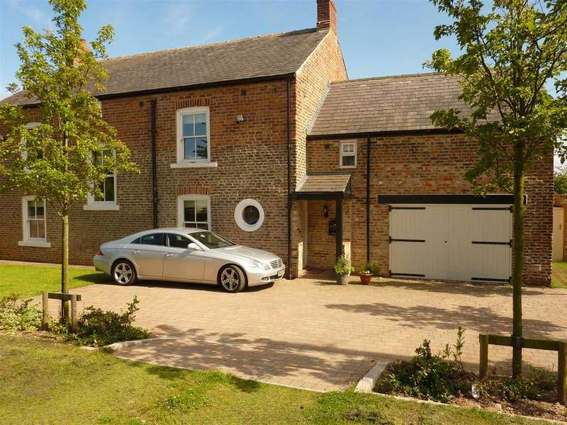 4 Bedrooms Detached House for sale in Great Stainton, Stockton-On-Tees