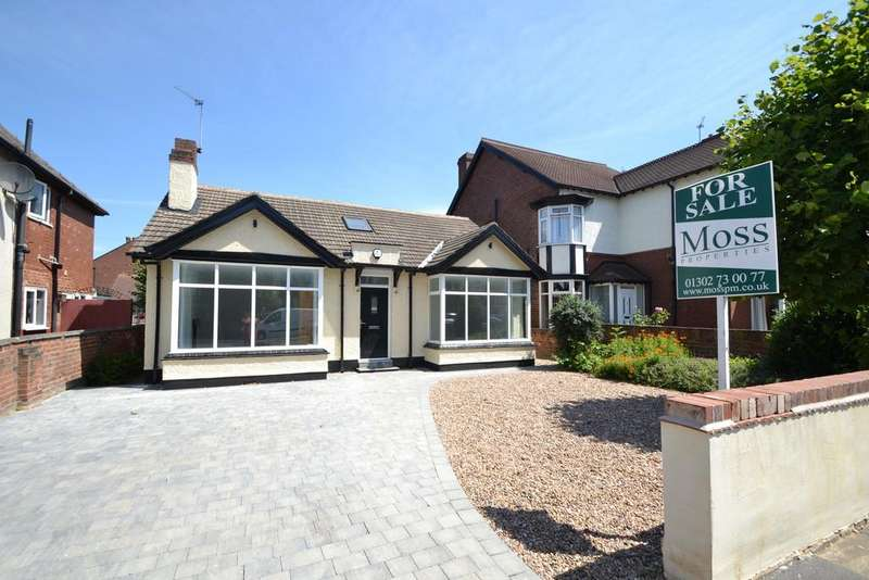 3 Bedrooms Detached Bungalow for sale in Axholme Road, Doncaster