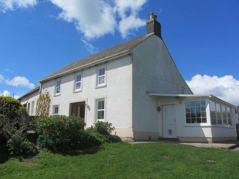 4 Bedrooms Detached House for sale in Llanfynydd CARMARTHENSHIRE