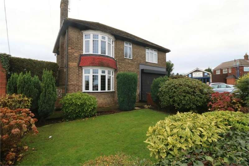 3 Bedrooms Detached House for sale in Church Street, Armthorpe, DONCASTER, South Yorkshire